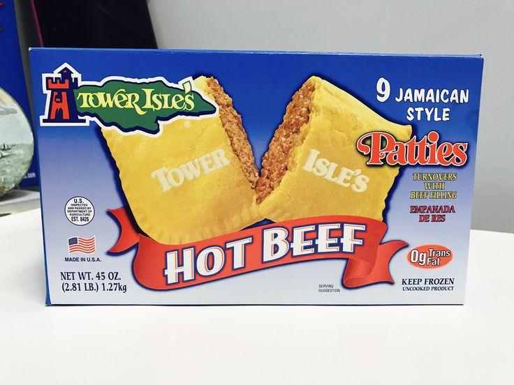 jamaican patties supermarket beef patties jamaican