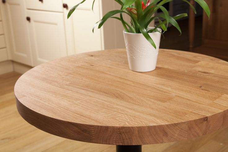 Solid Oak Restaurant Tabletop Round 40mm | Cool Stuff To Buy | Pinterest |  Oak Restaurant, Solid Oak And Tabletop