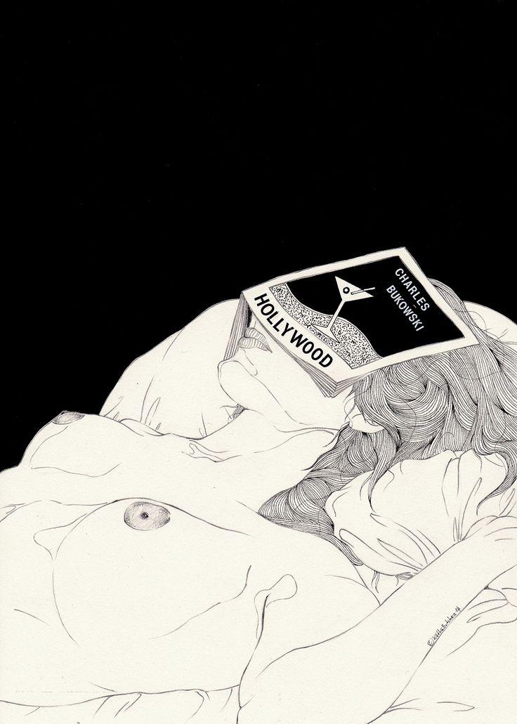 Käthe Butcher e sua arte erótica em preto e branco - MISTURA URBANA