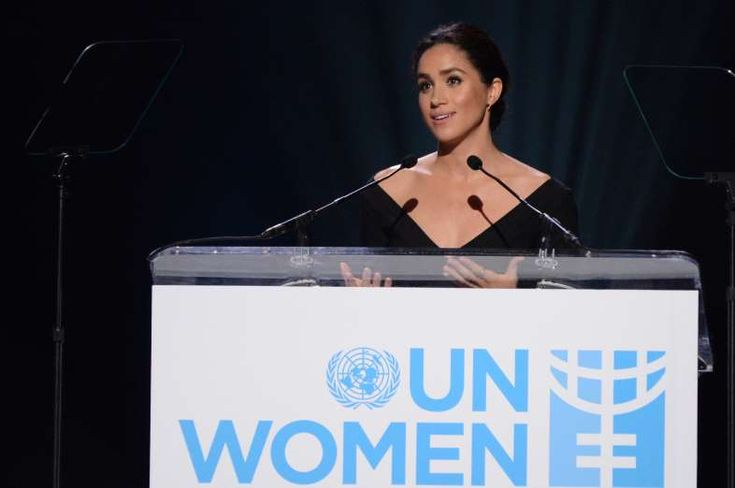 All about Prince Harry's girlfriend Meghan Markle - November 27, 2017:  Markle is an advocate for the United Nations Entity for Gender Equality and the Empowerment of Women. In 2016, she also became the Global Ambassador for World Vision Canada.