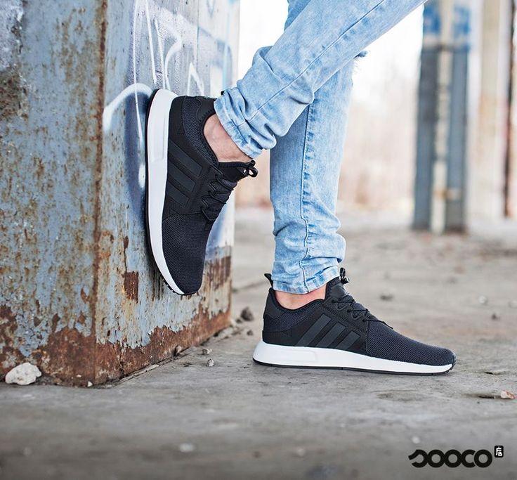 adidas Originals Men's X_PLR Fashion Sneaker Shoes ...
