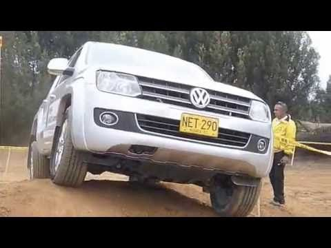 VW Amarok Automática - Prueba Off-Road [Test Drive] www.naves4x4.com