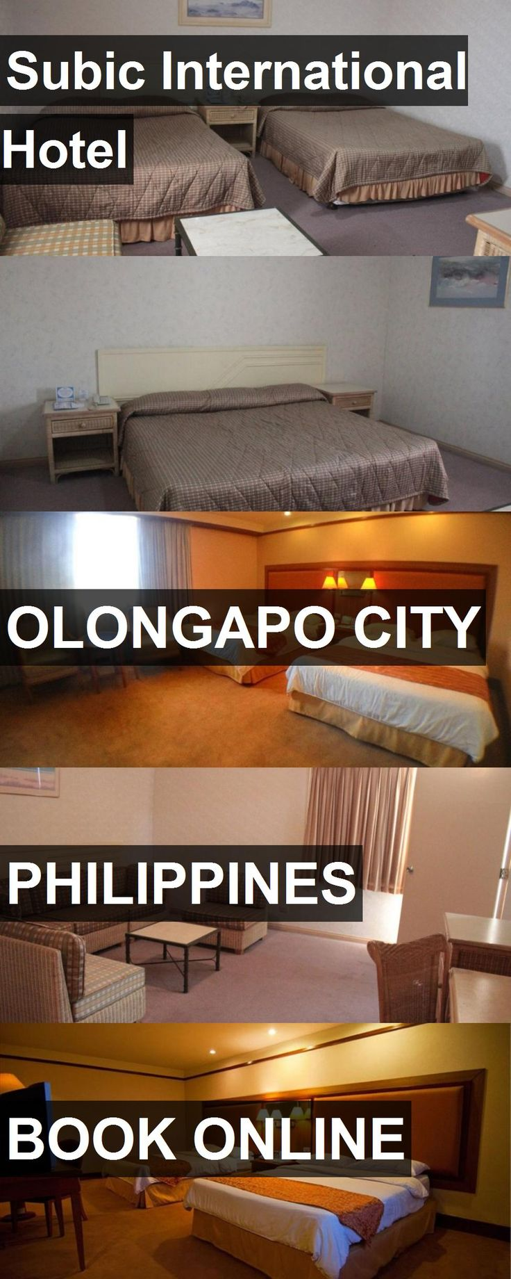 Hotel Subic International Hotel in Olongapo City, Philippines. For more information, photos, reviews and best prices please follow the link. #Philippines #OlongapoCity #hotel #travel #vacation