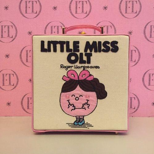 Little Miss OLT : Olympia Le-Tan revisite les Monsieur-Madame