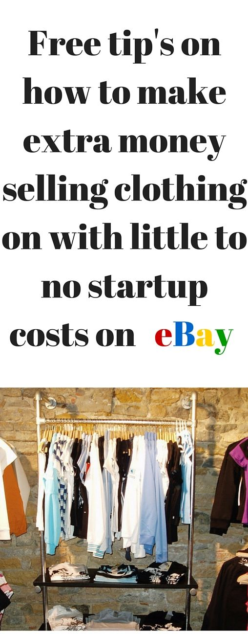 How to sell clothes online for free