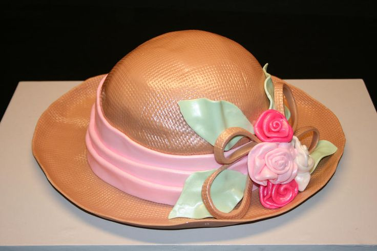 Straw Cake - 17 Delightful Derby Hat Cakes You Must See - Southernliving. Look at the attention to detail and the texture of this cake! A straw hat just screams summer and sweet tea in the humid South.