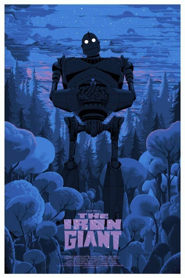 Kilian Eng - Iron Giant