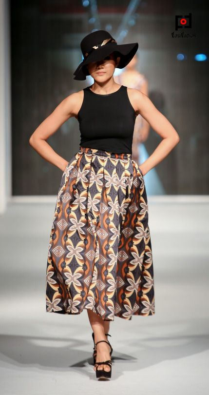 Sotiana by Jadeine Whiteside closes the FJFW15... - FIJI FASHION WEEK