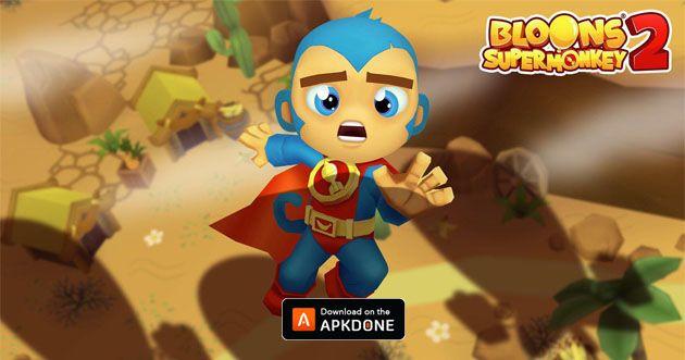 Bloons Super Monkey 2 Mod Apk V1 8 1 Download Unlimited Money