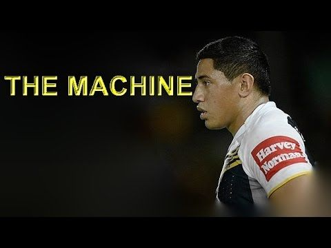 Jason Taumalolo - The Machine