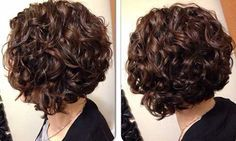 20 Curly Short Bob Hairstyles   Bob Hairstyles 2015 - Short Hairstyles for Women