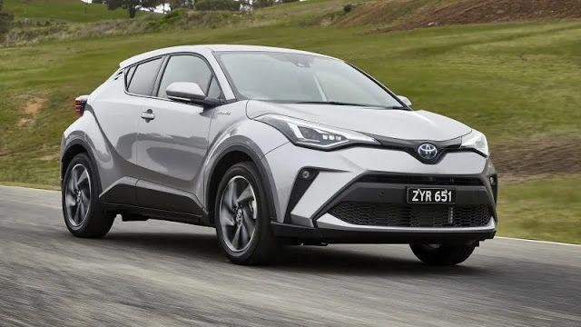 2020 Toyota C Hr Hybrid Confirmed For December