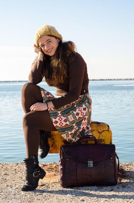 90's HiDesign Bordeaux Leather Travel Bag - Über den Traum #udt #vintage #leather #leatherBag