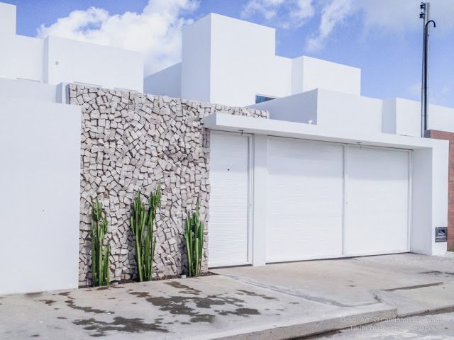 fotos de decoracao de interiores residenciais:Mais de 1000 ideias sobre Muros Residenciais no Pinterest