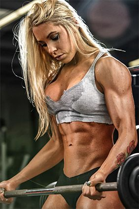 Ashley Hoffmann has one of the best physiques in the biz. Here are 5 of her favorite arm-building tips you can use in your workouts or in Ashley's own arms blitz!