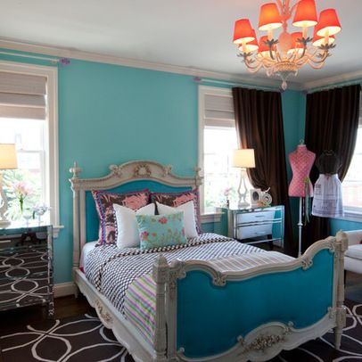 Teen Girl's Room Design Ideas, Pictures, Remodel, and Decor - page 22