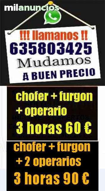 servicio transporte barato www.buscatrans.es 688346377 +wsp barcelona