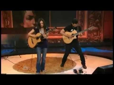 Rodrigo y Gabriela - Hanuman (Saw them live at the Britt Festival this past summer!!! - so talented!!)