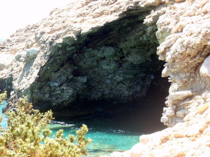 Πρασινογάλαζα νερά! - Such beautiful waters!