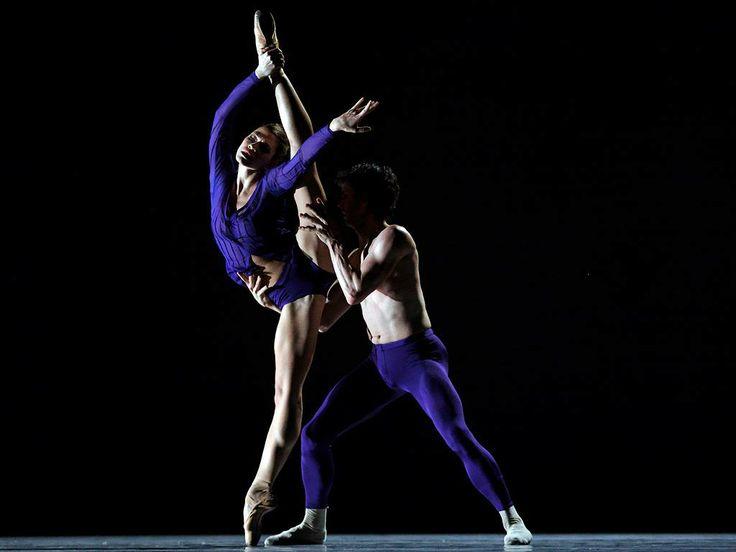 """Courtney Richardson, """"The Third Light"""", Koninklijk Ballet Vlaanderen (The Royal Ballet of Flanders), Antwerp, Belgium - Photographer Costin Radu"""