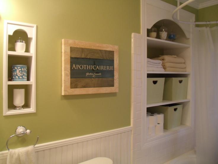 Master Bath Custom Built Ins Hattiesburg House Pinterest