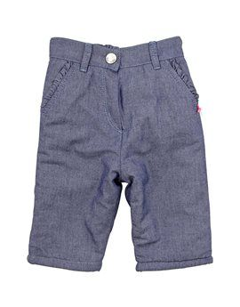 PAUL SMITH JUNIOR  Baby Girls Chambray Padded Trousers  €70,00  €35,00