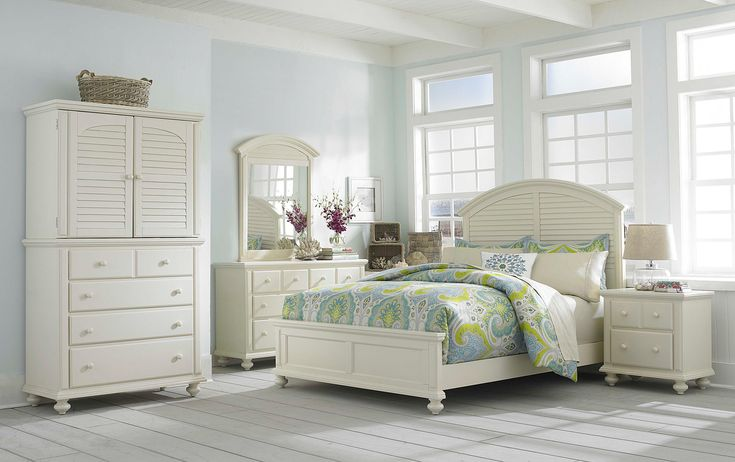 Seabrooke King Bedroom Group by Broyhill Furniture at Hudson's Furniture