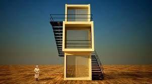 라이브러리 > 컨테이너 사진 이지미 라이브러리 > 실험적 컨테이너 하우스