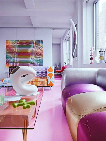 25 best interior design projects by karim rashid karim rashid hannover and paris 2015. Black Bedroom Furniture Sets. Home Design Ideas