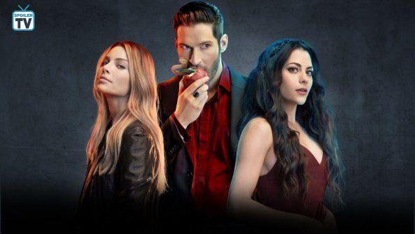 Photos Lucifer Season 4 Cast Promotional Photo Lucifer Netflix Cast Photo Lucifer 1 Temporada Lucifer Serie Netflix Filmes E Series