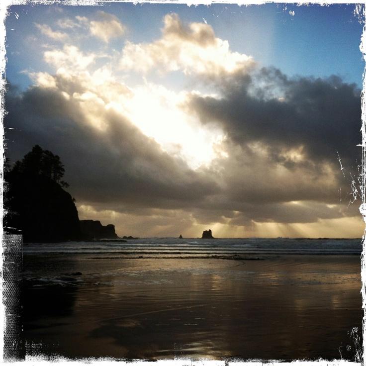 2nd beach, Washington coast