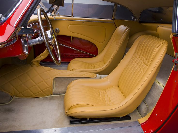 Best Car Interiors Upholstery Images On Pinterest Car
