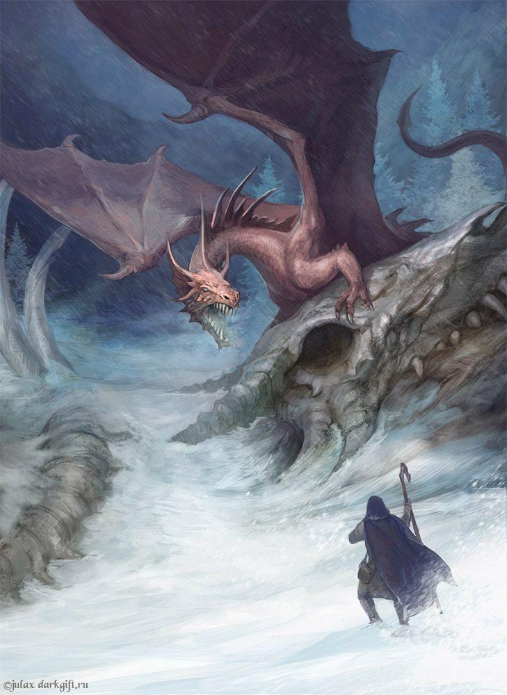 Dragon Pass by ~CG-Warrior on deviantART