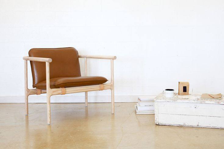 Hoshi Armchair by Tom Skeehan. Available from Stylecraft.com.au