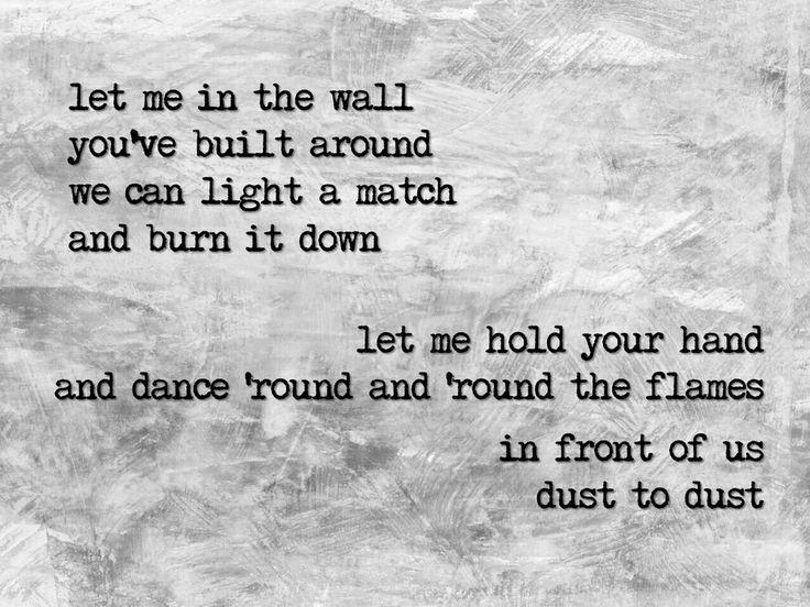 The Civil Wars ~ Lyrics