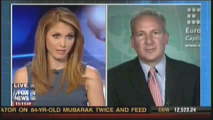 Peter Schiff : Why The Dollar Will Collapse Certainly Very Near ?
