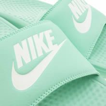 mint.quenalbertini: Women's Nike Mint Benassi Pool Slide Sandals