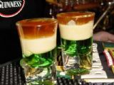 Midori Jello Shots - these are different than the ones I concocted myself but anything made with Midori will be delicious!!!