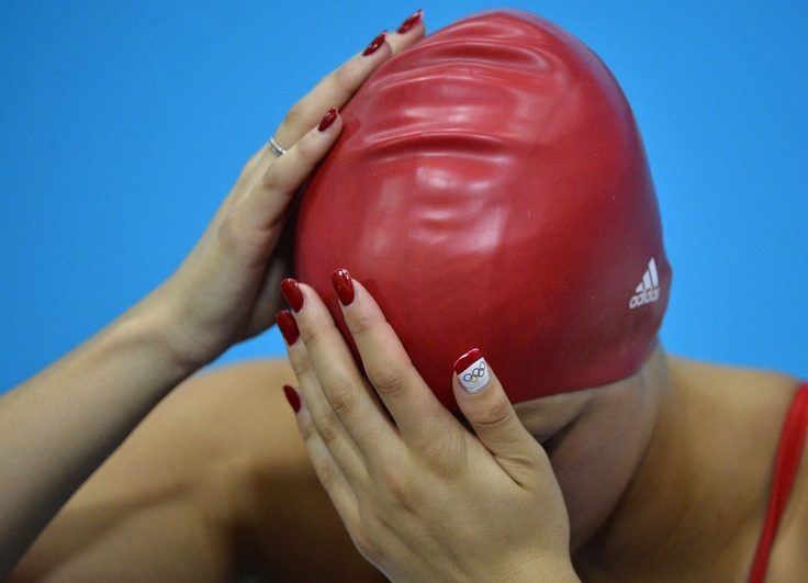 Swimmer Aimee Willmott of Great Britain