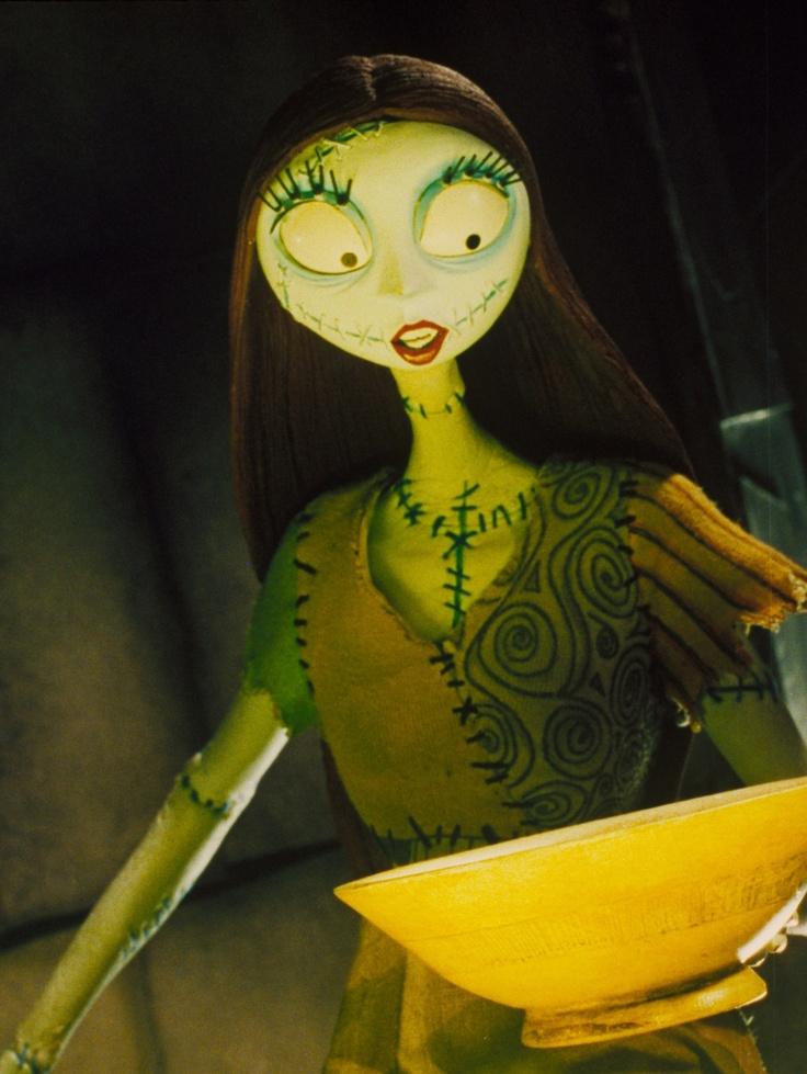 """Tim Burton's The Nightmare Before Christmas in 3-D"" Movie Photo"