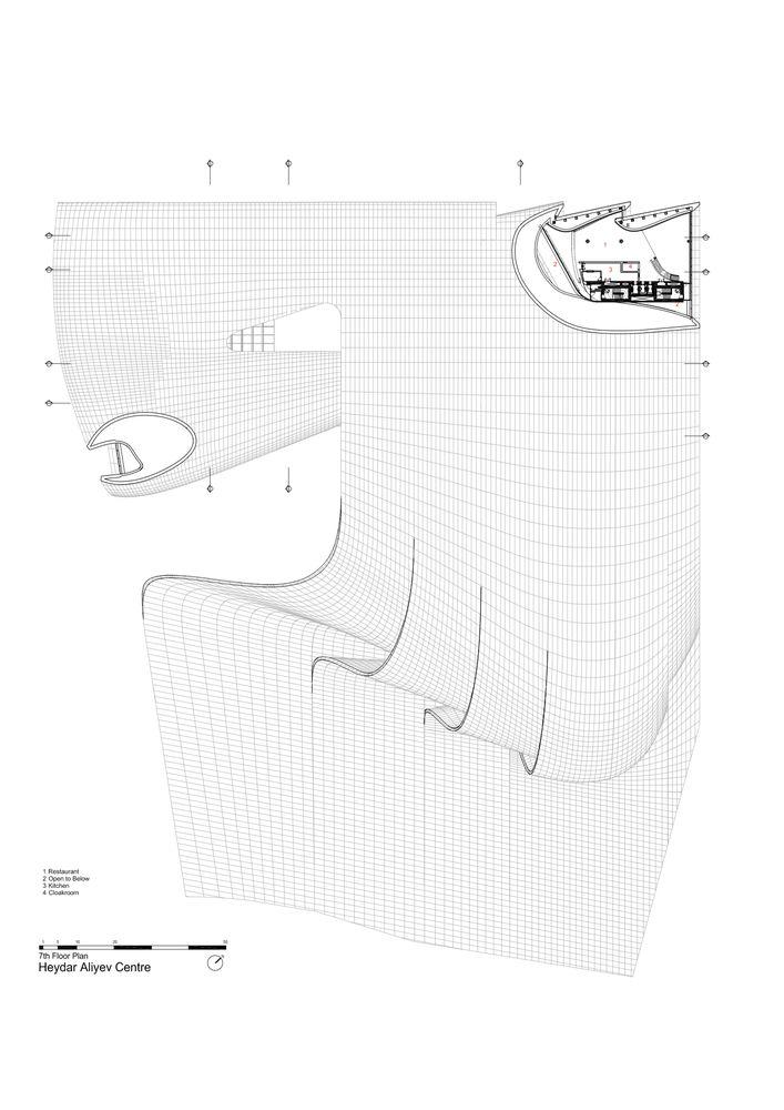 Gallery of Heydar Aliyev Center / Zaha Hadid Architects - 47