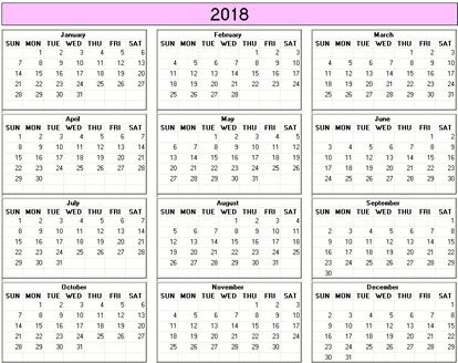 The 25+ best Blank calendar 2018 ideas on Pinterest Free blank - free blank calendar