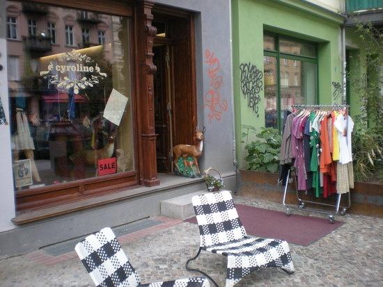 Cyroline, clothes | Oderbergerstraße 43 | Berlin