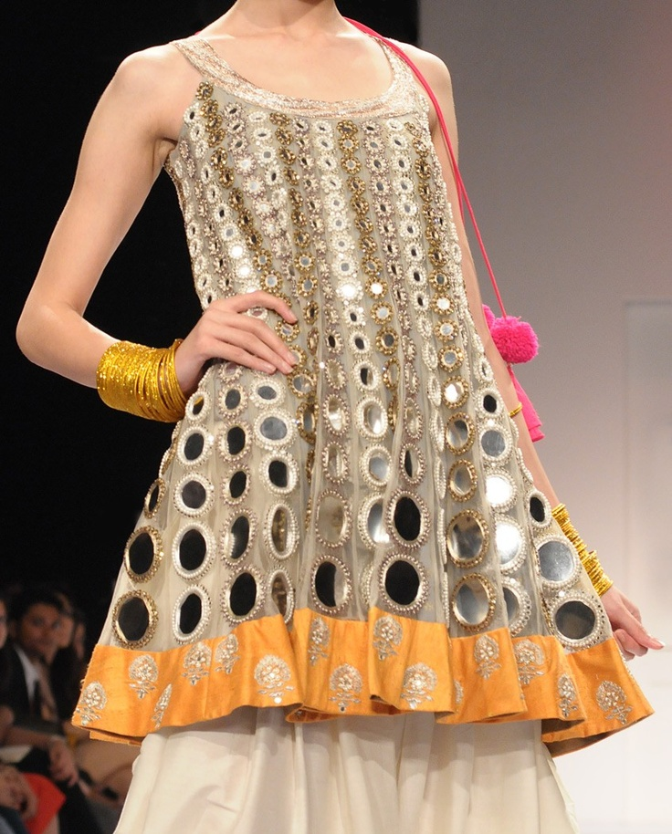 Flared Kurta and Jodhpuri Pants with Mirror Work - Buy Best Of Payal Singhal* Online | Exclusively.in