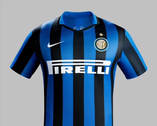 INTER AND NIKE, THE NEW HOME KIT FOR 2015/16 The new home kit