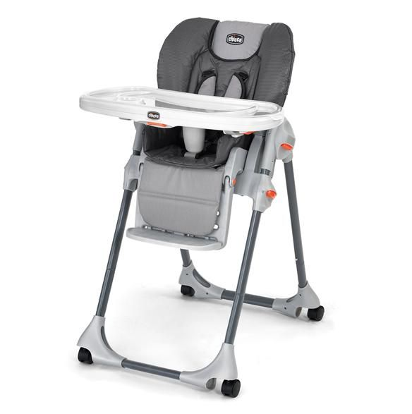 Chicco Polly High Chair Graphica