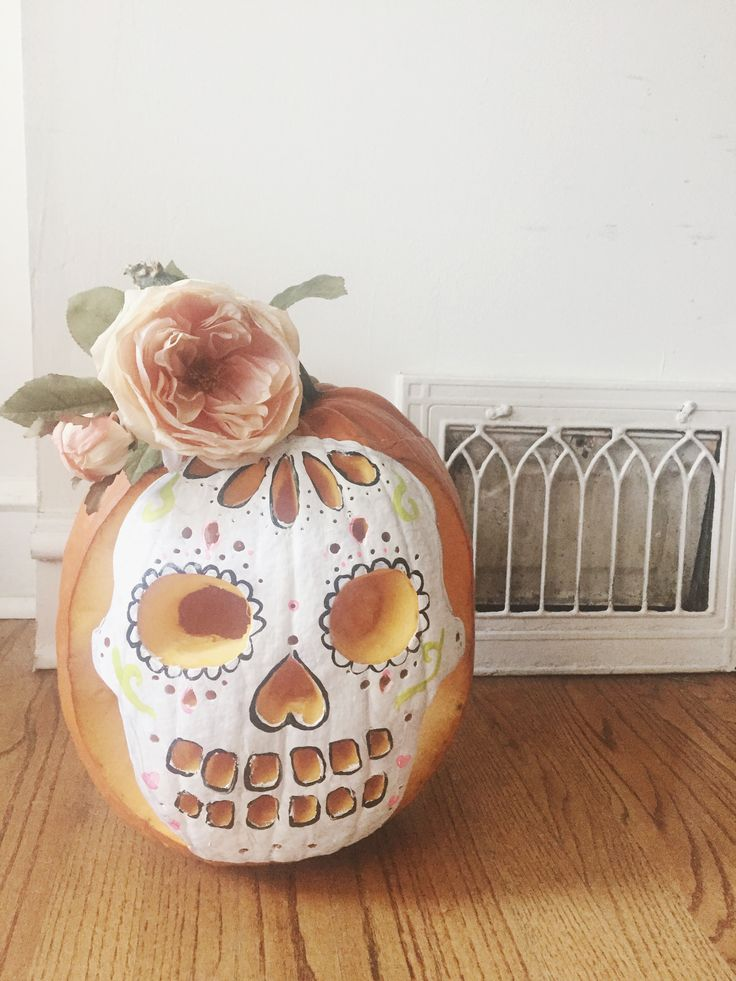 Dallas Shaw Instagram pumpkin // This is beautiful, I hope it wouldn't be considered appropriation