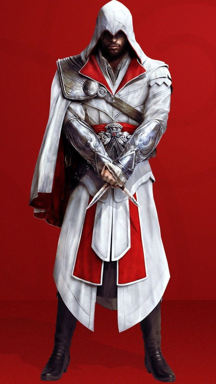 Badass Wallpapers For Android 08 0f 40 Ezio Assassin's