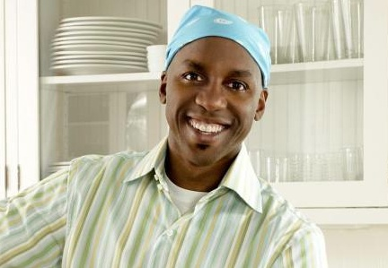 FIT365 - Celebrity Chef Marvin Woods is our newest FIT 365...