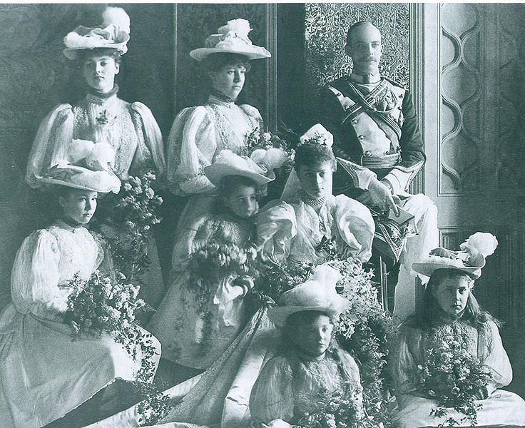 Wedding of Margaret Cambridge, Marchioness of Cambridge and Adolphus Cambridge, 1. Marquess of Cambridge